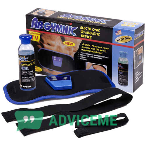 Отзывы о Ab Gymnic — пояс для похудения - фото товара