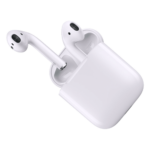 AirPods — беспроводные наушники + кабель для iPhone