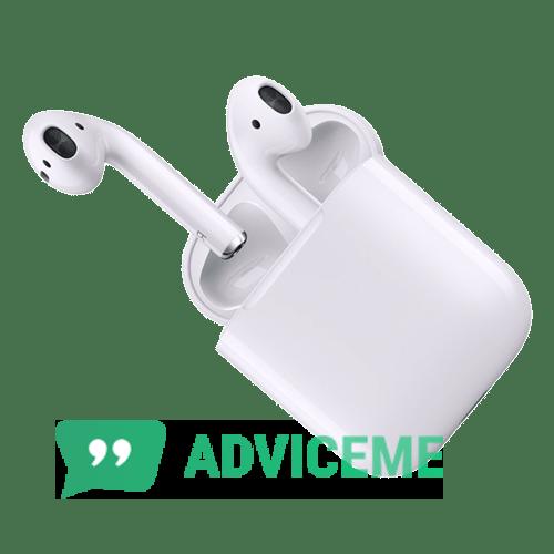 Отзывы о AirPods — беспроводные наушники + кабель для iPhone - фото товара