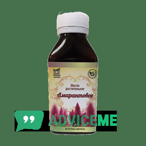 Купить Амарантовое масло от псориаза в Самаре. Отзывы инструкция и описание