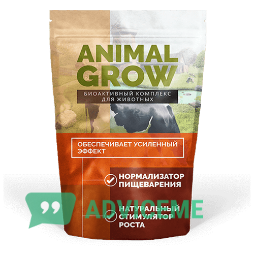 Отзывы о Animal Grow — биоактивный комплекс для животных - фото товара