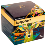 Артропант — крем для суставов