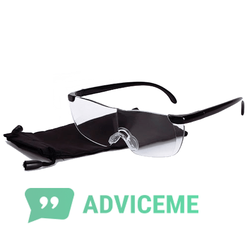 Отзывы о Big Vision — увеличивающие очки - фото товара