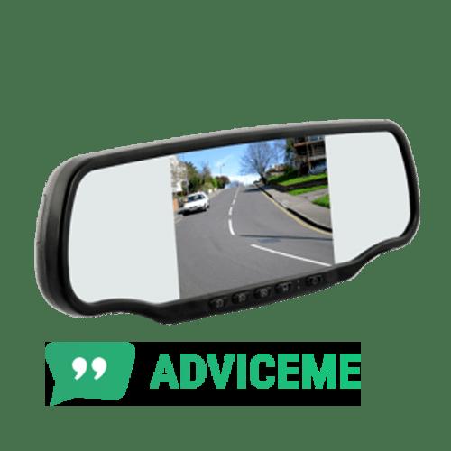 Отзывы о Car dvr mirror — зеркало-регистратор - фото товара