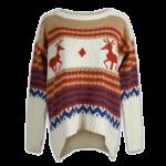 Deer Time — свитера с оленями
