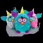 Furby — интерактивный питомец