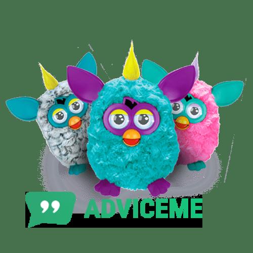 Отзывы о Furby — интерактивный питомец - фото товара