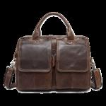 Hamilton — мужская сумка + часы в подарок