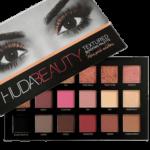 Huda Beauty — палетка теней