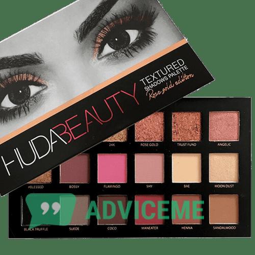 Отзывы о Huda Beauty — палетка теней - фото товара