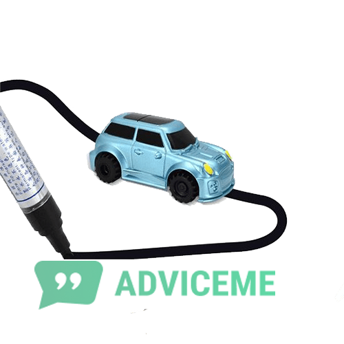 Отзывы о Inductive Car — инновационная игрушка - фото товара