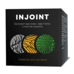 «Injoint» – гель-пластырь для лечения суставных болезней