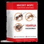 Инсект Форс — средство от насекомых