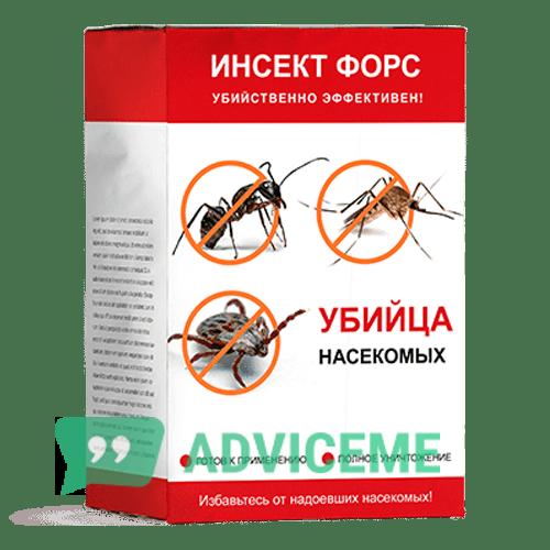 Отзывы о Инсект Форс — средство от насекомых - фото товара