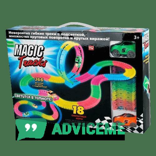 Отзывы о Magic Track — светящаяся трасса - фото товара