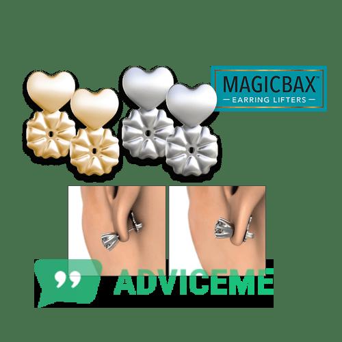 Отзывы о MagicBax — подъемники для сережек - фото товара