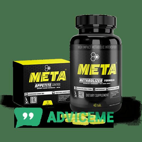 Отзывы о Meta — средство для похудения - фото товара