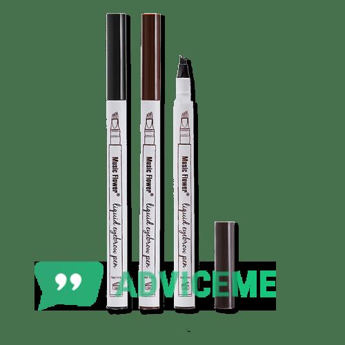 Отзывы о Music Flower — уникальная ручка для бровей - фото товара
