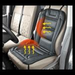 Накидки на сиденья с подогревом