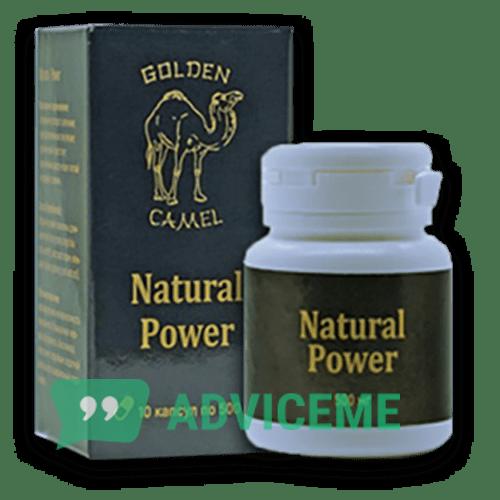 Отзывы о Natural Power — препарат для повышения потенции - фото товара