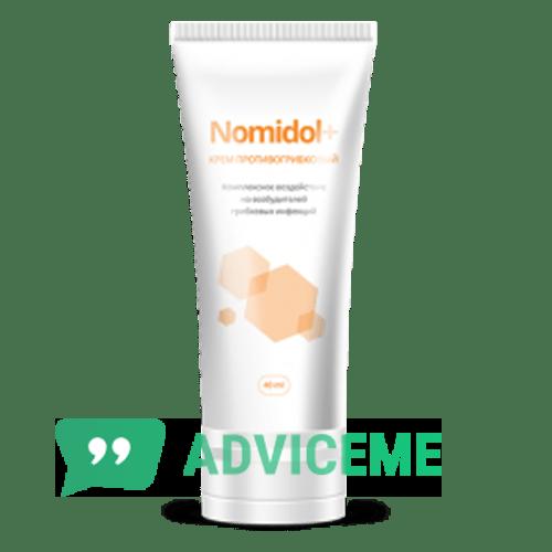 Отзывы о Nomidol — крем от грибка ног - фото товара