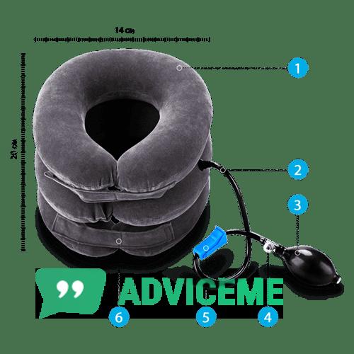 Отзывы о Ostio — ортопедическая подушка - фото товара