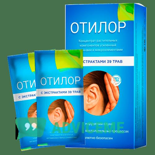 Отзывы о Отилор — средство для улучшения слуха - фото товара