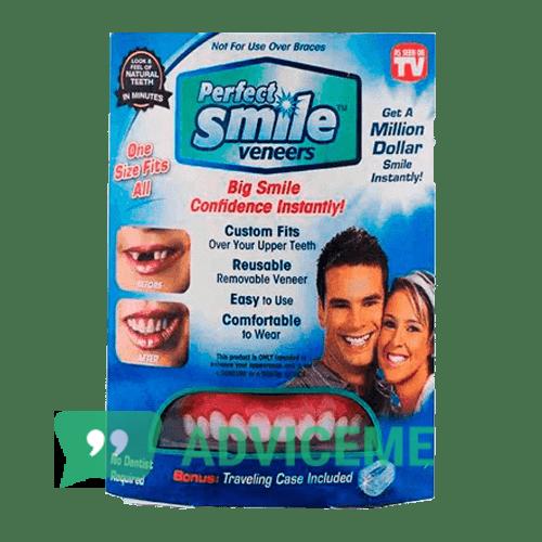Отзывы о Perfect Smile Veneers — съемные виниры - фото товара