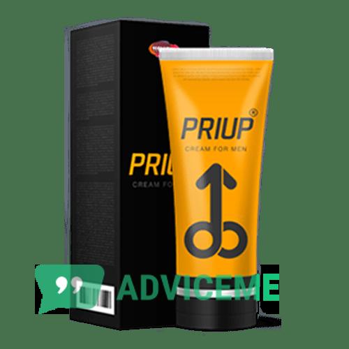 Отзывы о Priup — крем для увеличения члена - фото товара