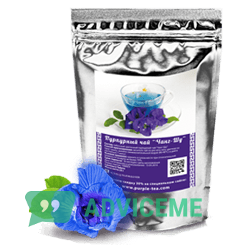 Отзывы о Пурпурный чай — для похудения - фото товара