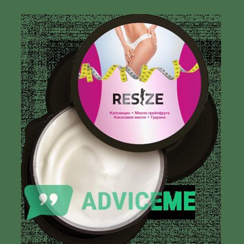 Отзывы о Resize — крем для похудения - фото товара