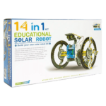 Робот-конструктор на солнечной батарее