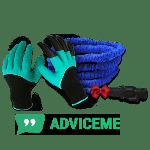 Отзывы о Садовая перчатка Garden Genie Gloves + шланг X-Hose - фото товара