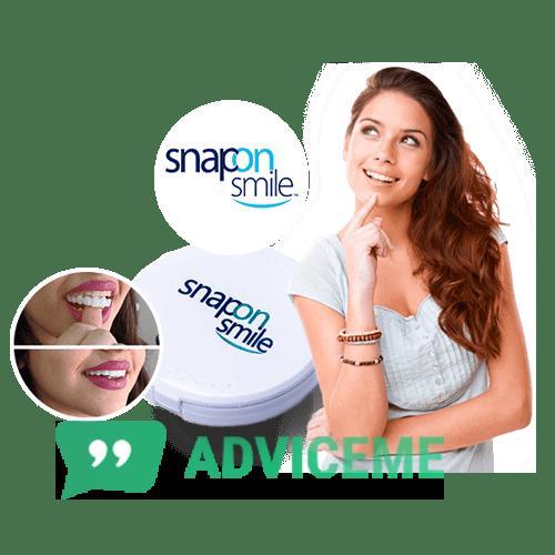 Отзывы о Snap-On Smile — съемные виниры для красивой улыбки - фото товара