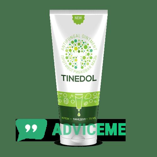 Отзывы о Tinedol — крем от грибка - фото товара