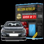 Willson Autoclay — мелкоабразивная японская глина для восстановления ЛКП авто