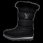 Женские зимние сапоги Louis Vuitton