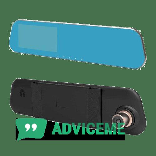 Отзывы о Зеркало заднего вида CAR DVRS MIRROR и Smartmount Car в подарок - фото товара