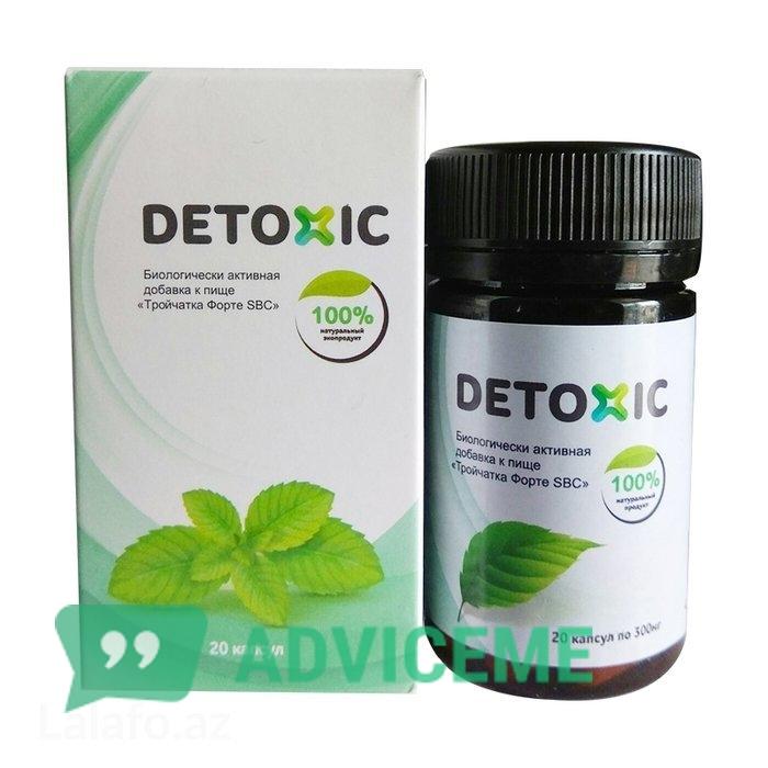 «Detoxic» («Детоксик») — обзор лекарства от паразитов на натуральной основе и со 100 % результатом