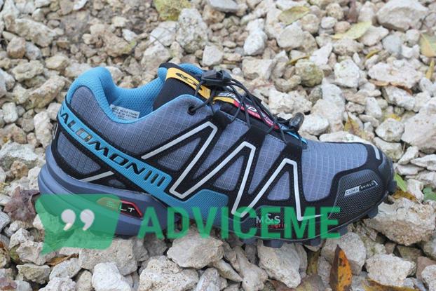 """Модель кроссовок для профессиональных бегунов """"Speedcross 3 Salomon"""""""