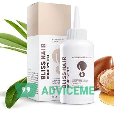 «Bliss Hair Home System» («Блисс Хаир») — маска для волос, возвращающая блеск и красоту