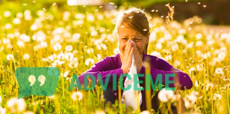 «Аллегард» поможет от аллергии, особенно в период весеннего цветения