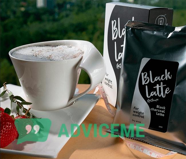 «Black Latte» для похудения в чашке