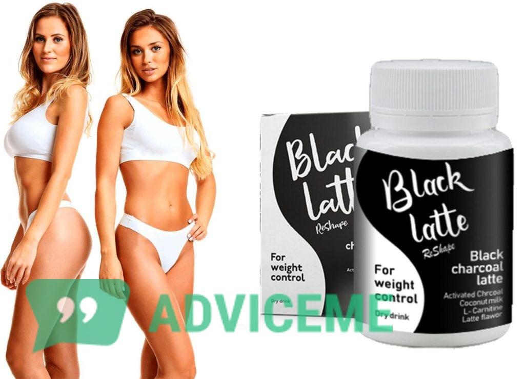 Напиток «Black Latte» действительно поможет быстро похудеть
