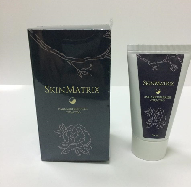 """Реальные отзывы на крем """"SkinMatrix"""", крем в упаковке"""